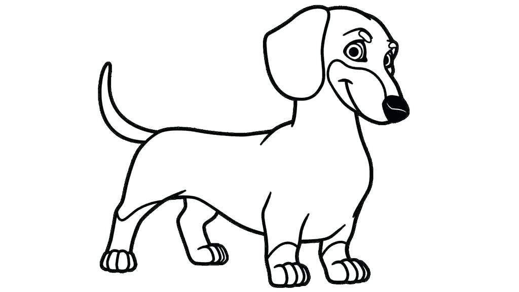 Dachshund Coloring Pages Best Coloring Pages For Kids In 2020 Dog Coloring Page Coloring Pages For Kids Unicorn Coloring Pages