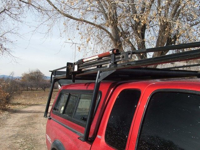 Best Roof Rack For Truck Topper Cosmecol