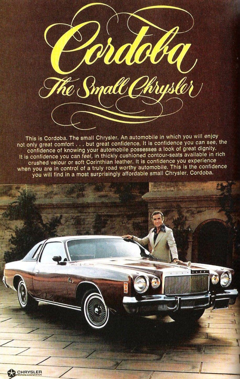 Chrysler cordoba ricardoed i say more the cars i proudly 1975 chrysler cordoba the small chrysler biocorpaavc