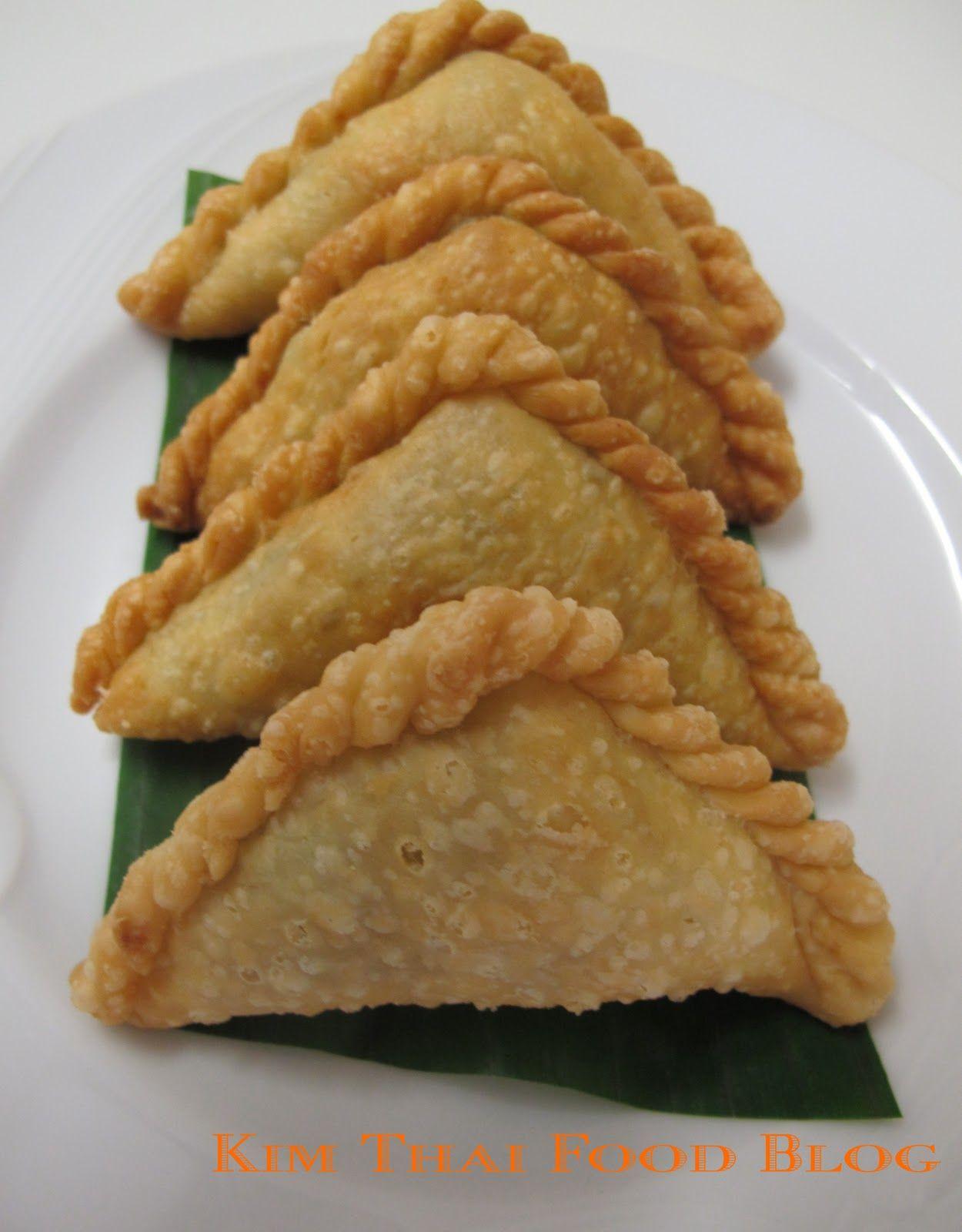 Kim thai food blog curry puff aippaleo foodie fun pinterest kim thai food blog curry puff forumfinder Gallery
