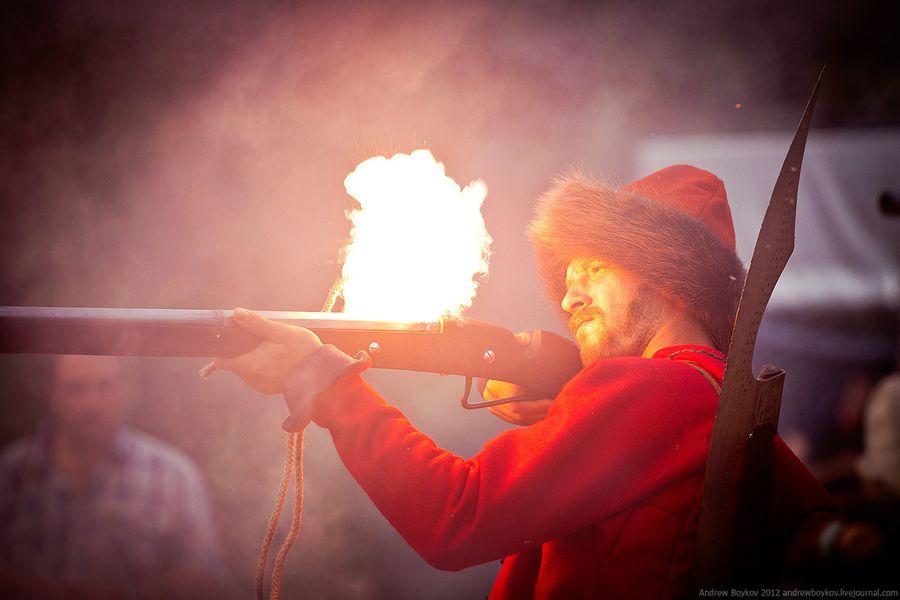 "Photo: Andrew Boykov ""Moscow strelez"""