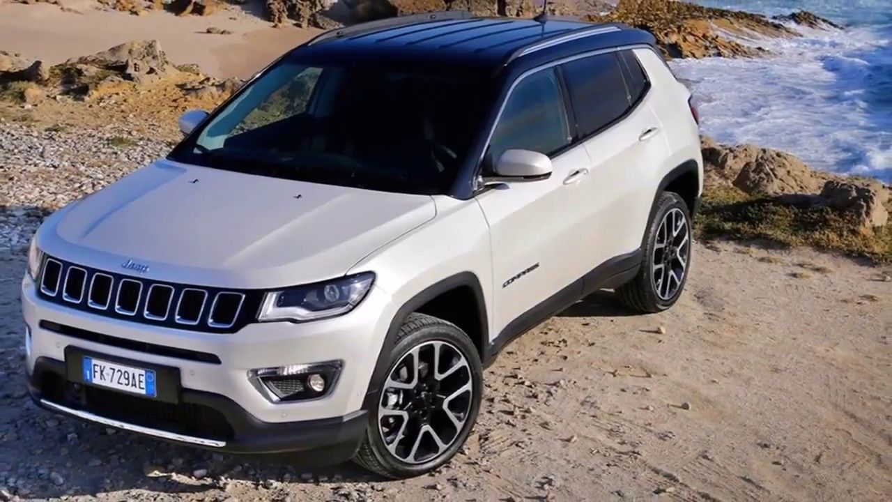 2018 Jeep Compass Excellent Suv Ever Jeep Kompass Autos Kompass