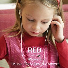 Red (From the iPhone 5 'Music Every Day' TV Advert)