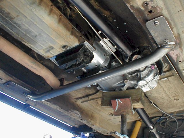 Klune V Atlas Transfer Case Install On An Xj Jeep Cherokee Xj