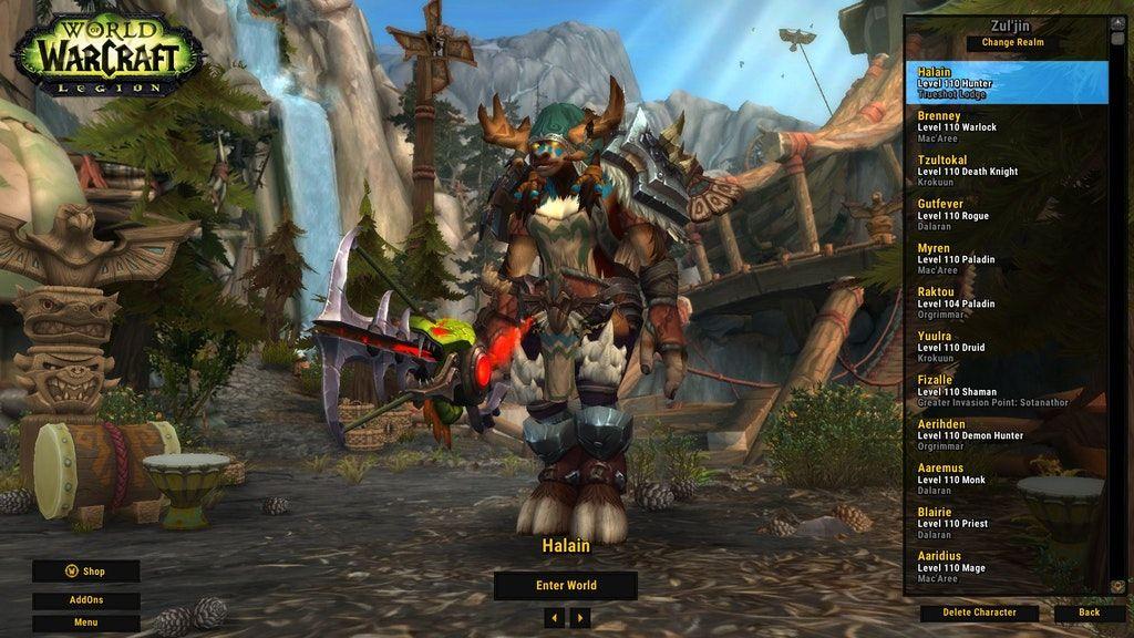 Highmountain Tauren Hunter With New Bm Skin Transmogrification In 2020 Tauren World Of Warcraft Transmogrification
