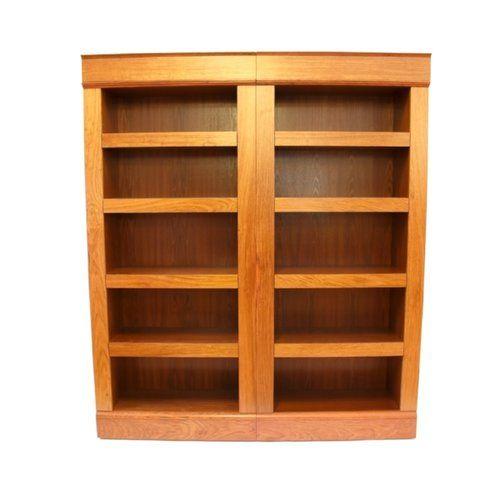 QLine SafeGuard Shelving System Double Bookcase SystemsGun SafesHidden Gun CabinetsSecure