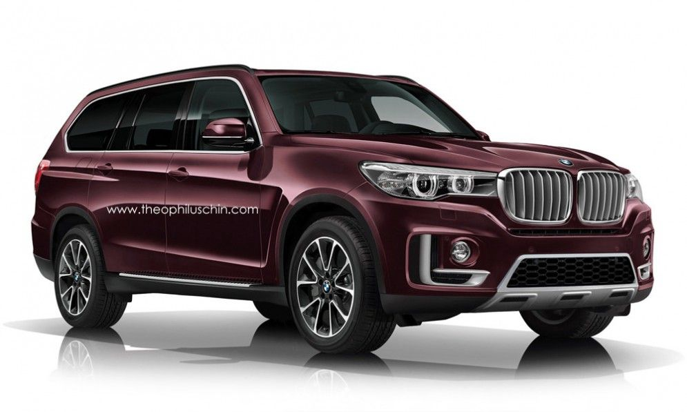 Bmw X7 The Most Ever Luxurious 7 Seater In Lineup