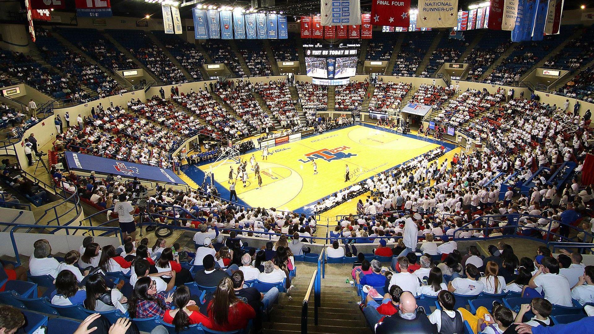 Thomas Assembly Center Facilities Louisiana Tech