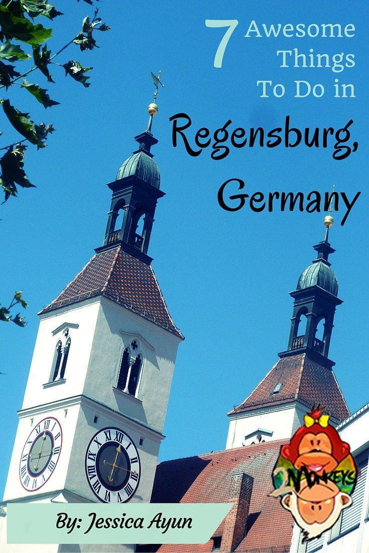 7 awesome things to do in regensburg germany germanytourism regensburg travel germany. Black Bedroom Furniture Sets. Home Design Ideas