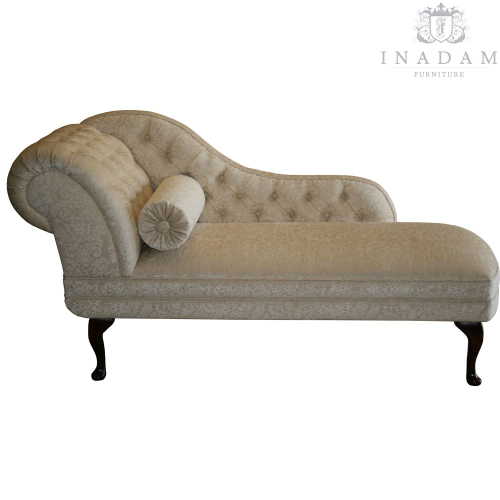 Chaise Longue In Your Own Fabric   Left Or Right Arm   Inadam Furniture Nice Design