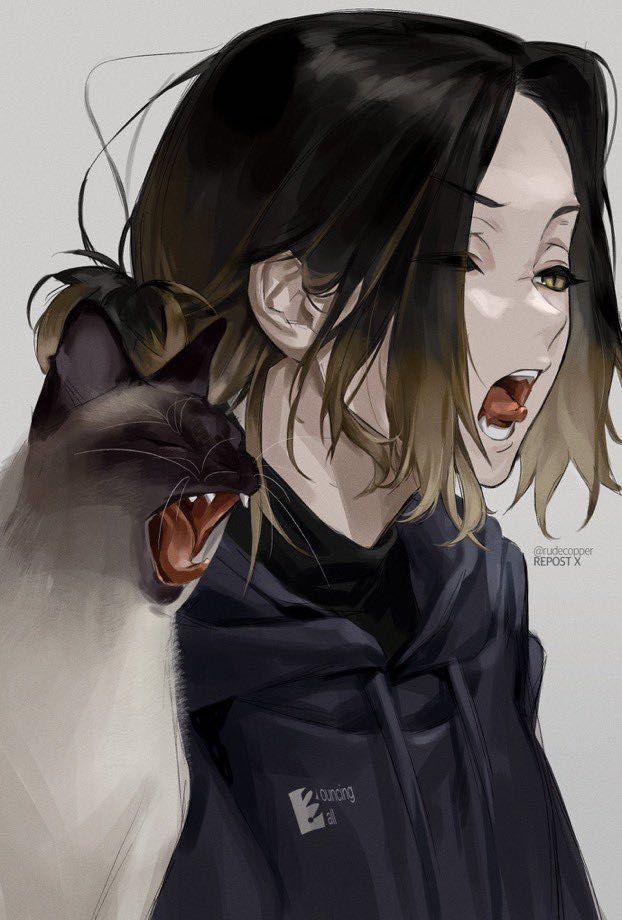 BNHA X Reader!Tokyo Ghoul - Some news...