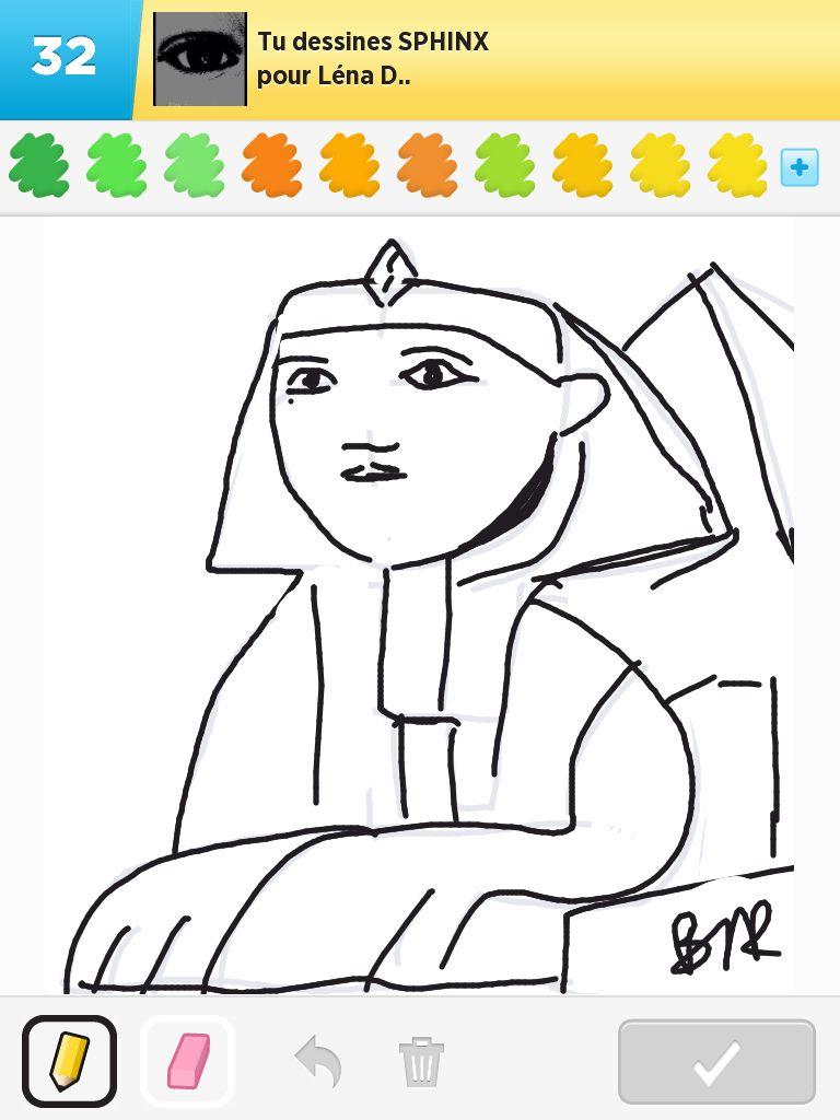 Sphinx drawsomething pinterest