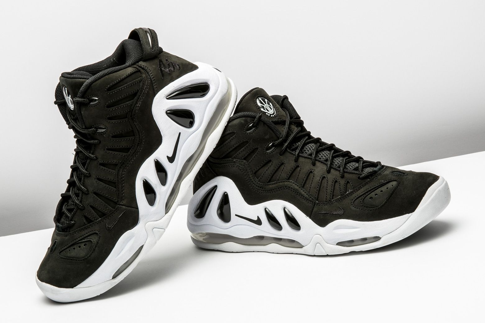 hot sale online ccdfb 6f3a8 Nike Air Max Uptempo 97 - 399207 004. Retro Basketball Shoes ...