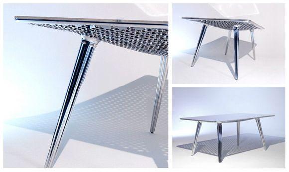 Daniel Rohr Colander Table