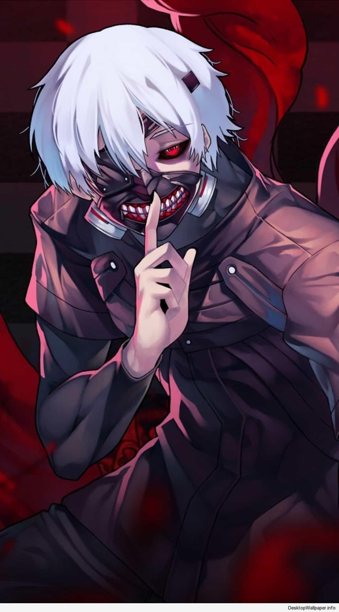 Image Result For Tokyo Ghoul Wallpaper 1080x1920 Di 2020