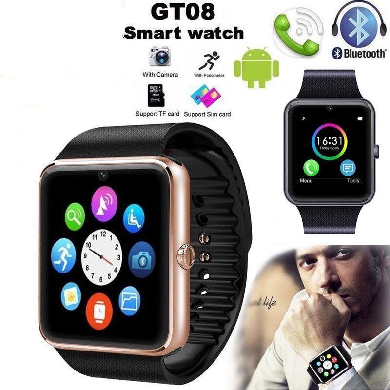 Smart Watch, GT08, Bluetooth, Touch Screen, Caller ID