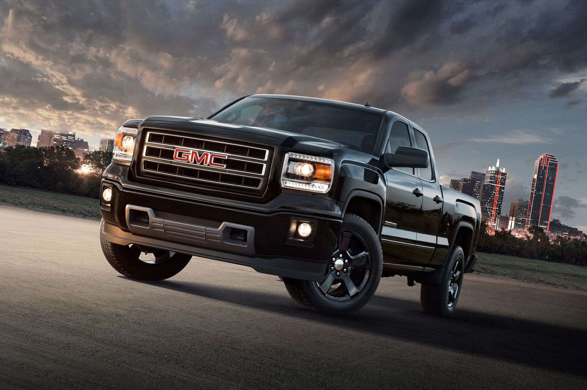The 2015 gmc sierra elevation edition is being called a sport truck by gm s delusional marketers can we please cut the crap already