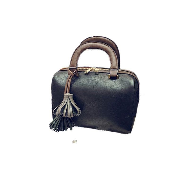 ecd32d1689a KIBDREAM Hot Sale Female Panelled Color Shoulder Crossbody Bag  High  Quality Women Leather Handbags