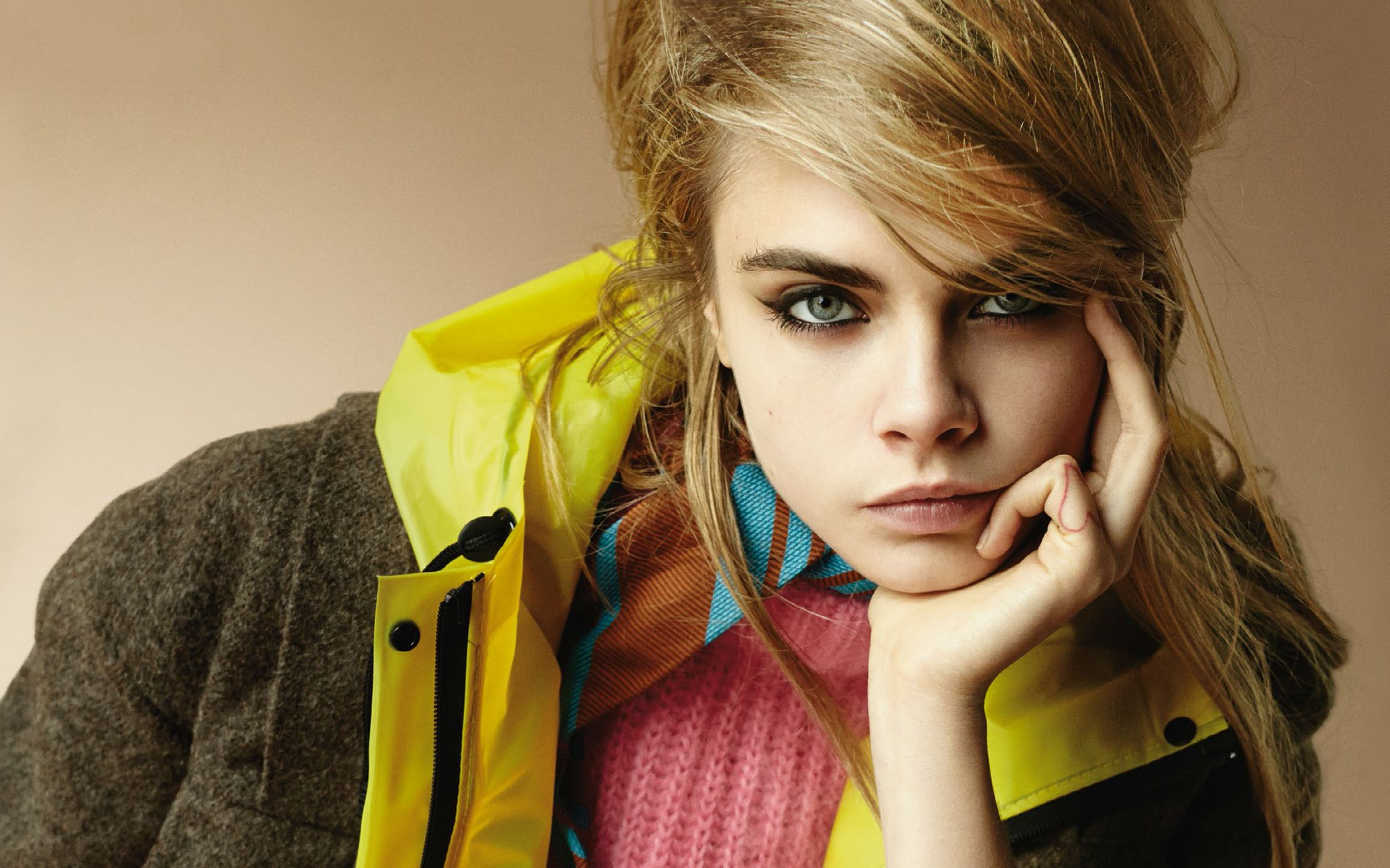 Cara Delevingne Hd Wallpapers Backgrounds Wallpaper
