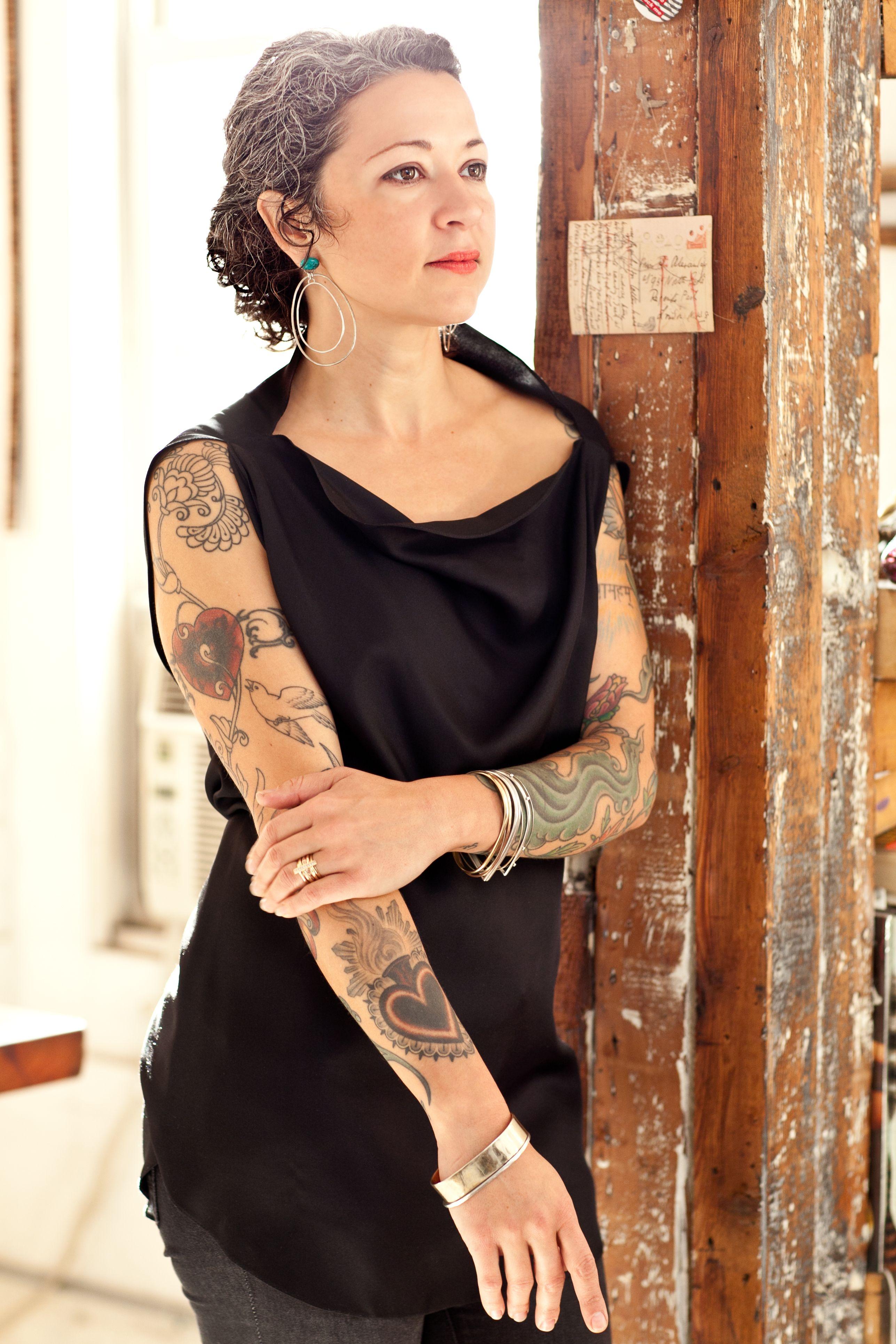 Anna Sheffield Jewelry Designer Love The Way She Rocks -9202