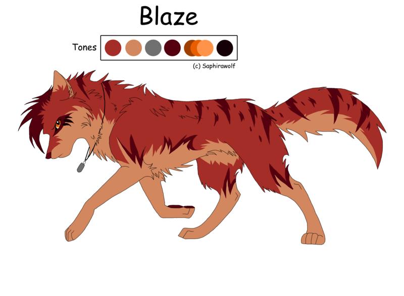 Name Blueyes Gender Male Clan Lightningclan Anime Wolf Cartoon Wolf Fantasy Wolf