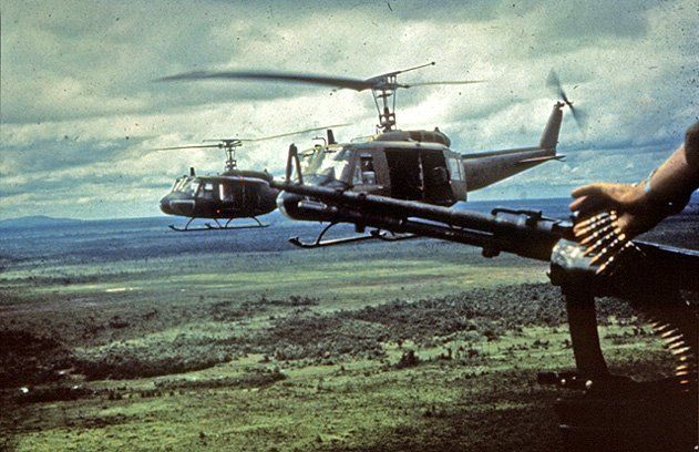 Bell UH-1 Iroquois - Wikiwand |Bell Helicopter Vietnam