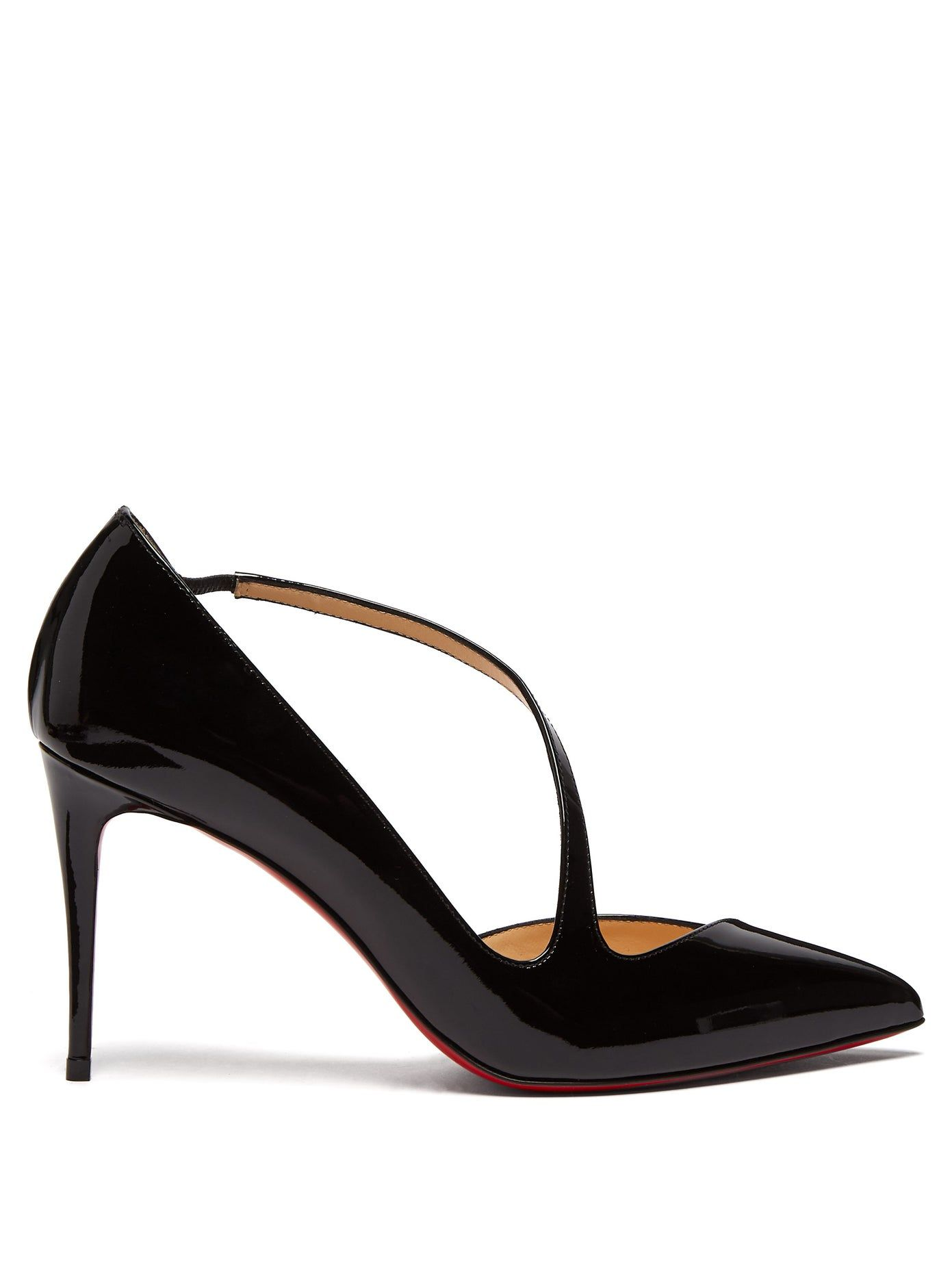 Jumping 85 patent leather pumps | Christian Louboutin