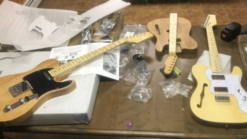 7 Unique DIY Guitar Kits to Assemble at Home This Summer