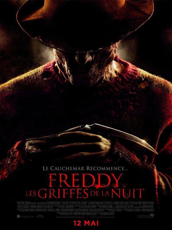 Freddy Les Griffes De La Nuit Samuel Bayer 2010 Filmes