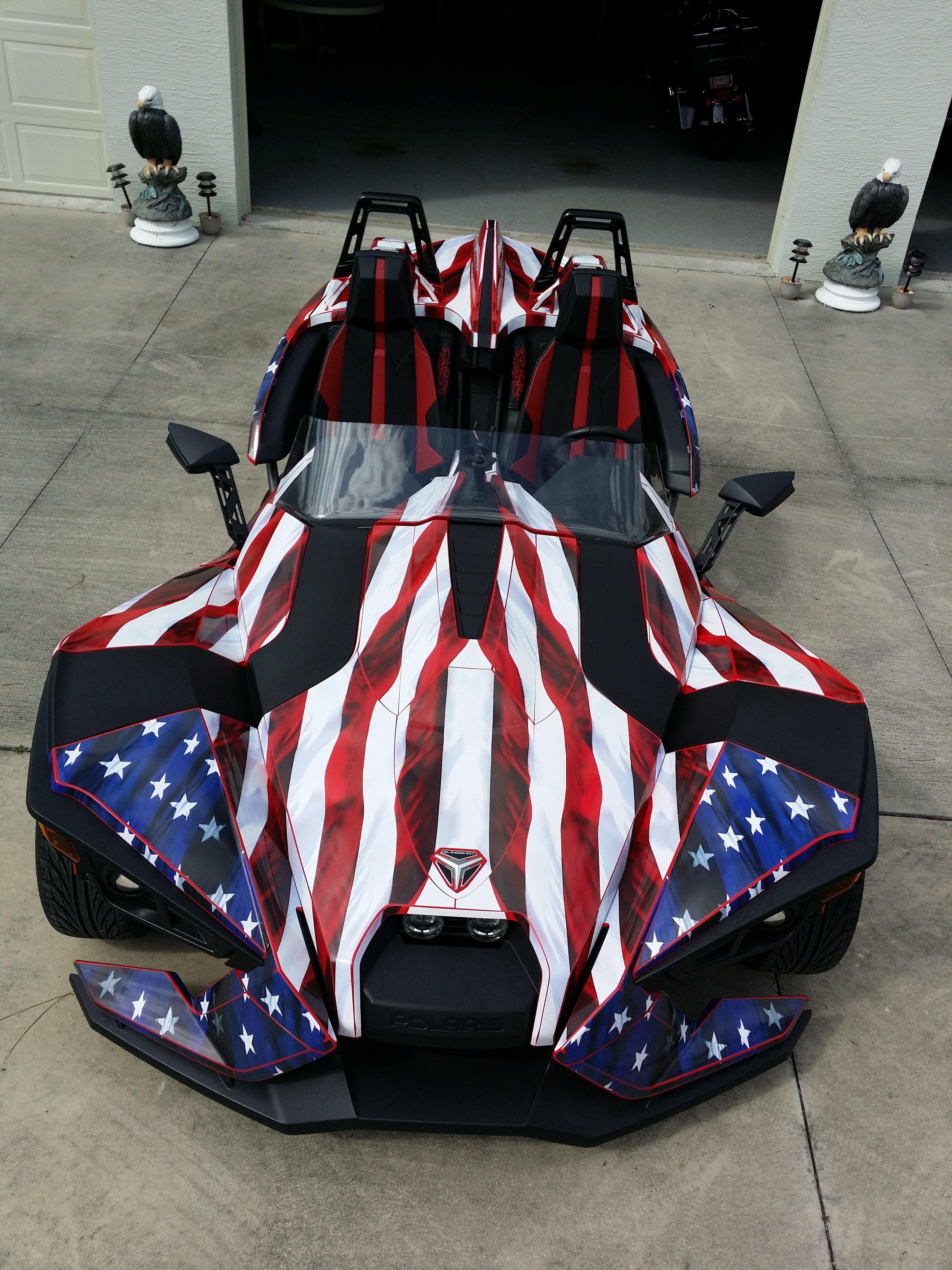 Usa Several Upgrades Polaris Slingshot Forum