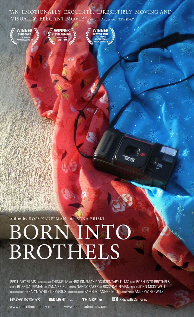 Born Into Brothels Documentary Documentaries Brothel Best Documentaries