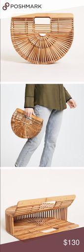 Cult Gaia ark bag Small ark bag. Worn once in perfect condition. Comes with box# #kitchengarden #gardenflowers #gardensbythebay #homedesign #bedroomdesign #interiordesigner #furnituredesign #designideas #designinspiration #designlovers #designersaree #designsponge #designersarees #designbuild #designersuits #smallgaia'sarkbag