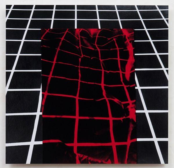 Mel Bochner, Perspective Insert (Collapsed Center): Color, 1967/2011