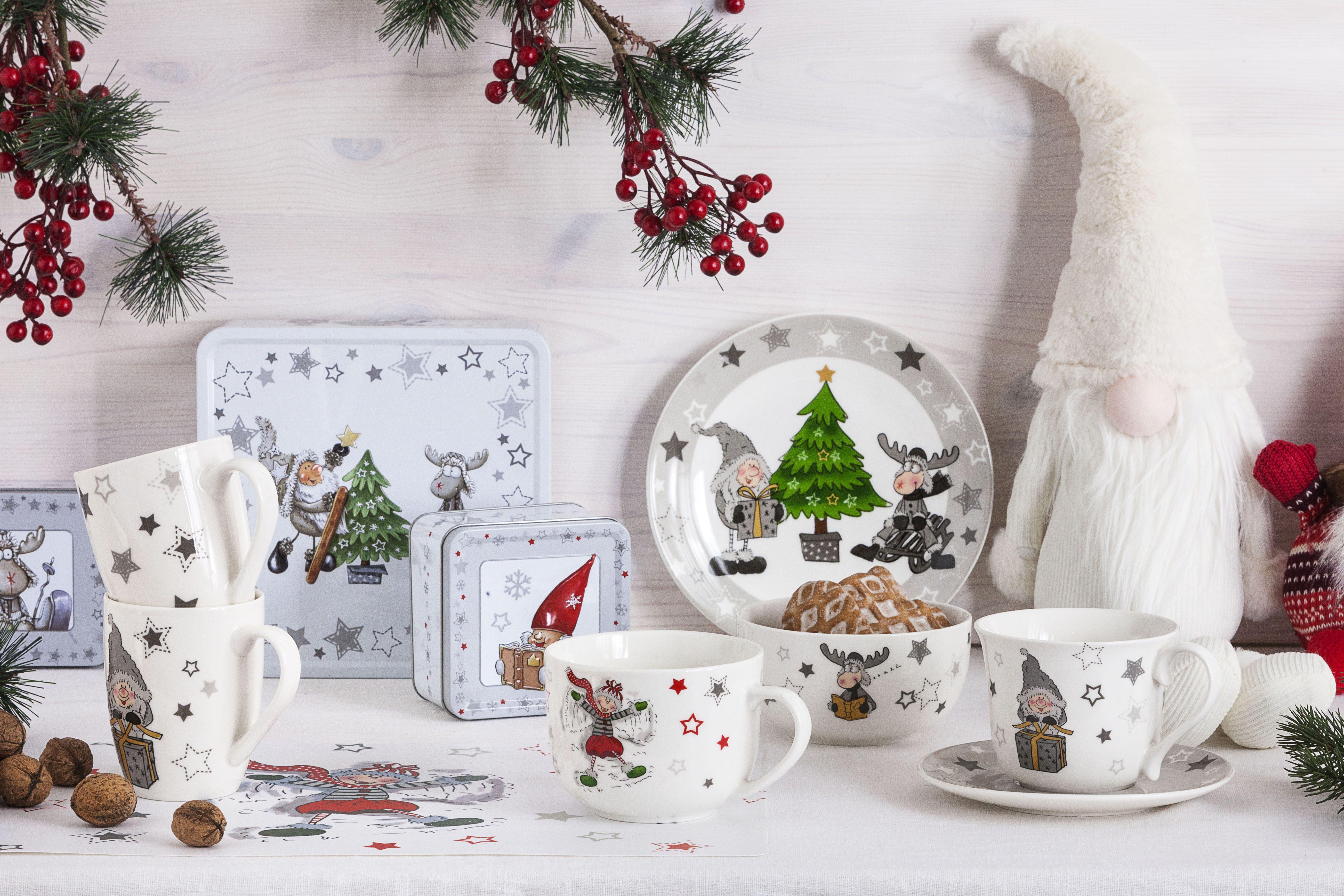 Kolekcja Zimowe Skrzaty Na Boze Narodzenie Decor Design Home Decor