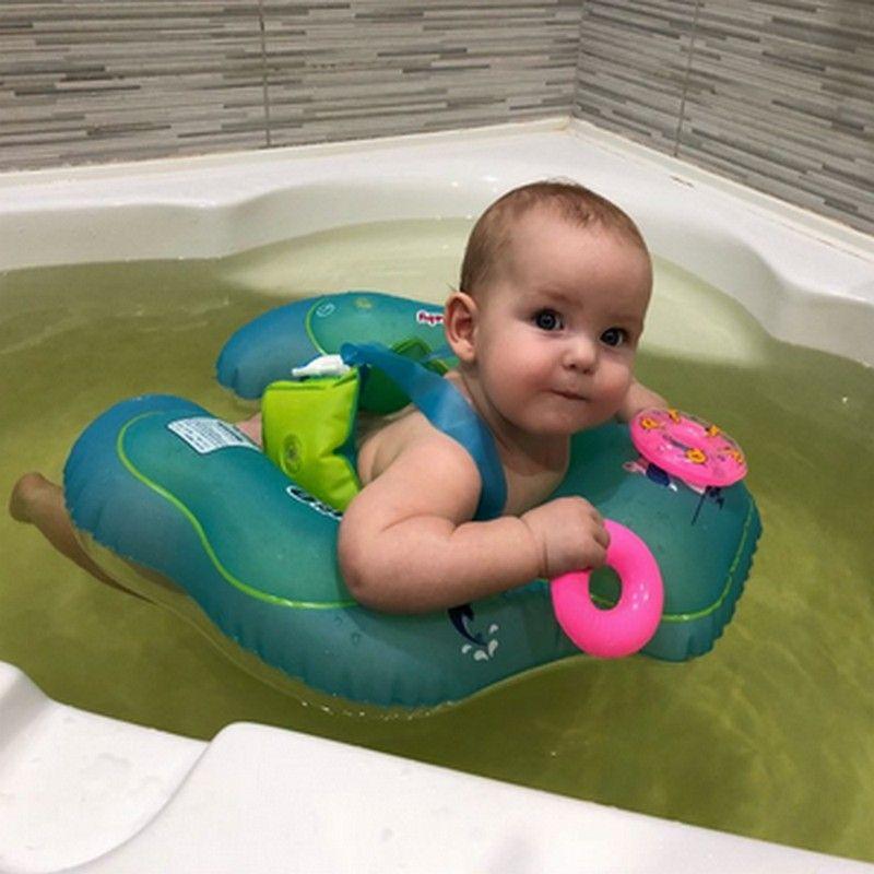 c38bd22ff068 acquistare Anello di Nuoto del bambino Bambini galleggianti Vita  Galleggianti Gonfiabili Piscina Giocattolo per Vasca Da Bagno e Piscine  Swim Trainer ...