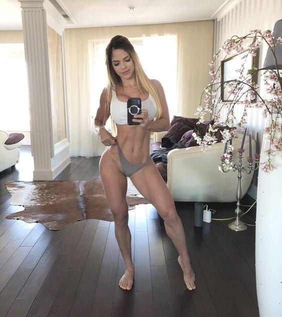 Young babe Aidra Fox modeling for non nude photos in pretty shorts #model  #hotgirl #picoftheday #hotwomen #bikini
