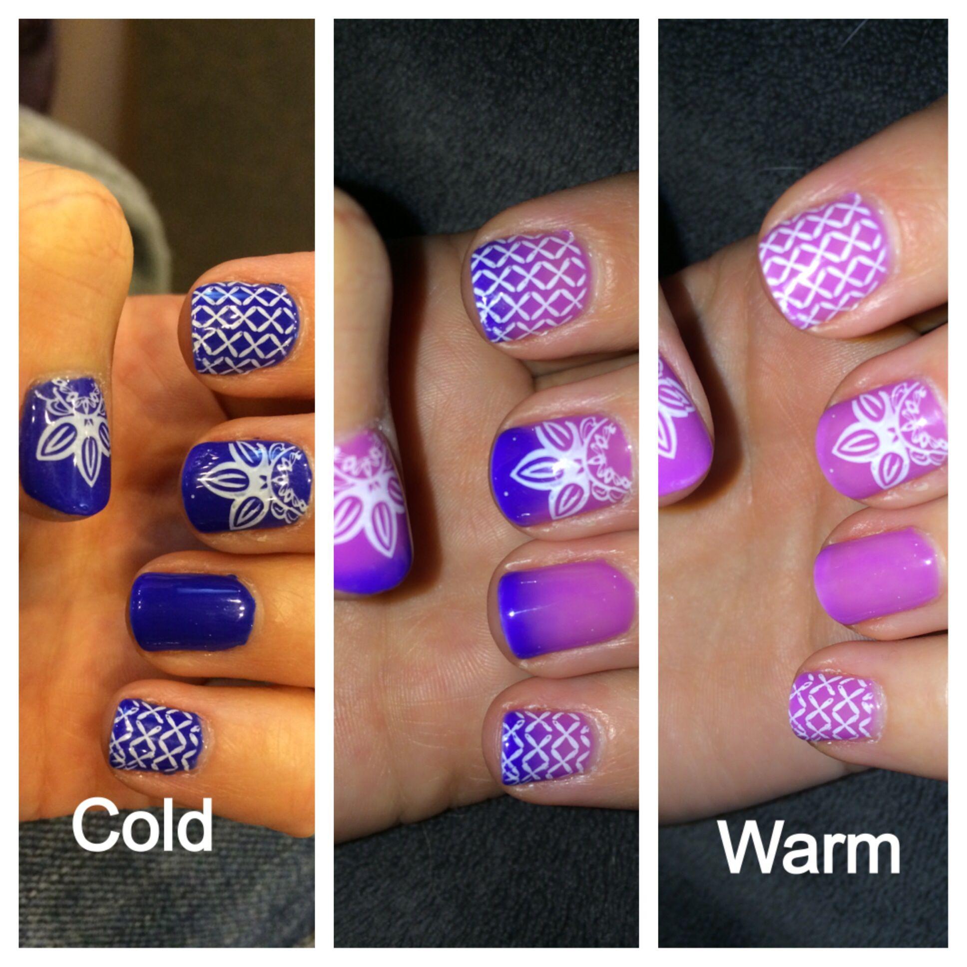 Gel2 Color Changing Gel Nail Polish Lei Me Nailsbyamanda Nails