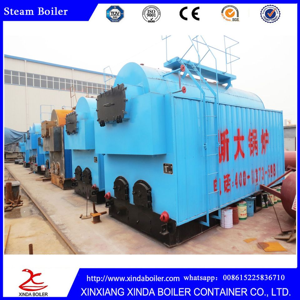 1 t/h LSH Vertical Steam Boiler Manufacturers from China with rich ...