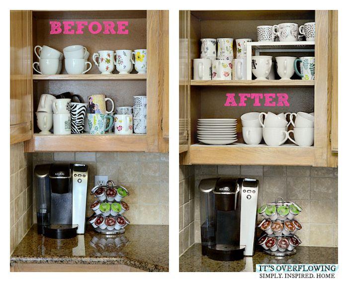 Kitchen Cabinet Shelves