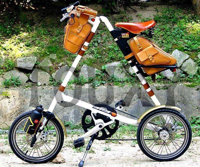 CẢNH BÁO Khi mua xe đạp gấp Strida EVO 18
