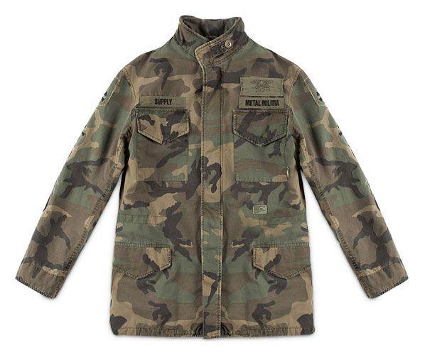 6c9a0af9b3662 Supreme x W)Taps | DREAM WEAR | M65 jacket, Jackets, Camo shirts
