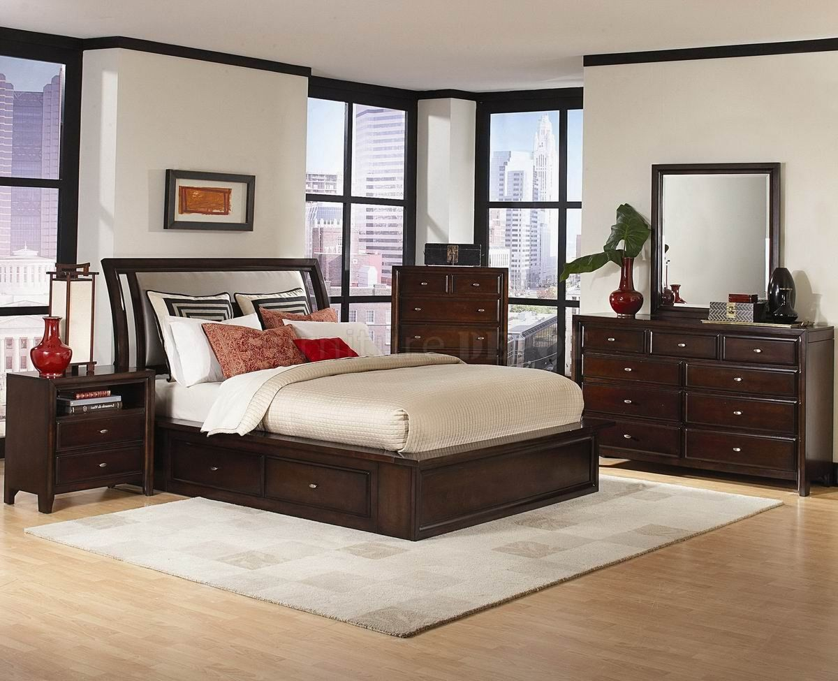 Bedroom Ideas For Cherry Wood Furniture