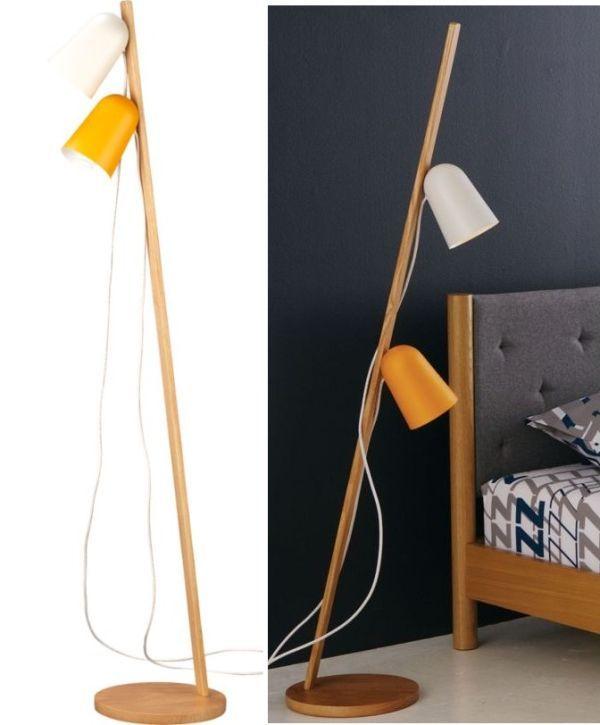 Funny Clutch Oak Floor Lamp Oak Floor Lamp Floor Lamp Lamp