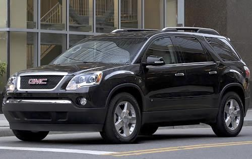 2012 Gmc Acadia Denali Contact For Price 801 W Dundee Road