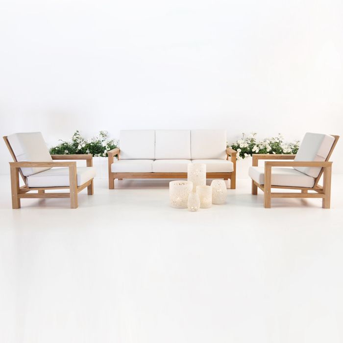 The Stunning, Classic Design Of The Monterey Collection Of A Grade Teak Outdoor  Furniture