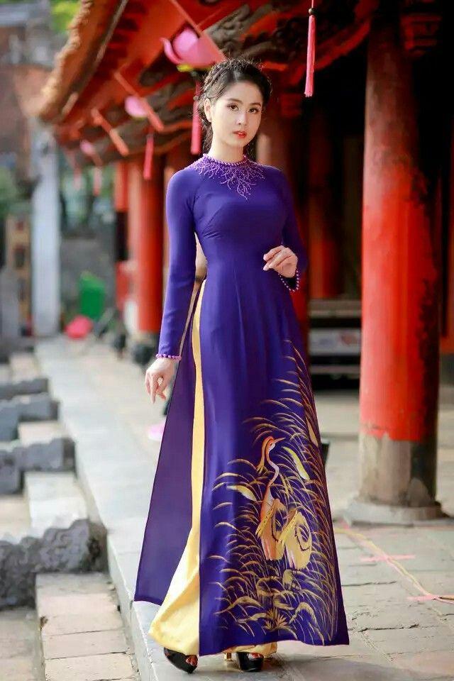 Excepcional Asiático Vestido De Novia Ilustración - Vestido de Novia ...