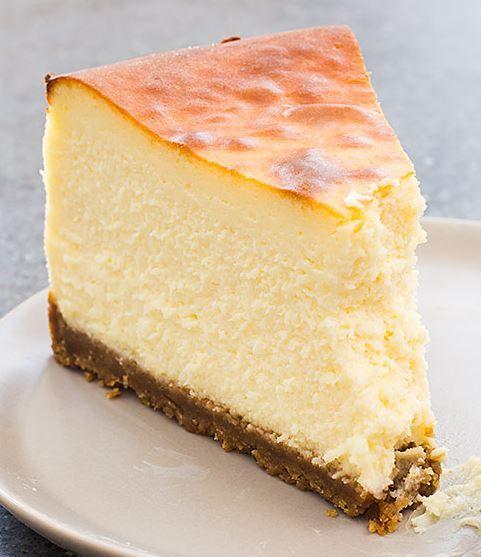 Receta para hacer Tarta de queso al horno