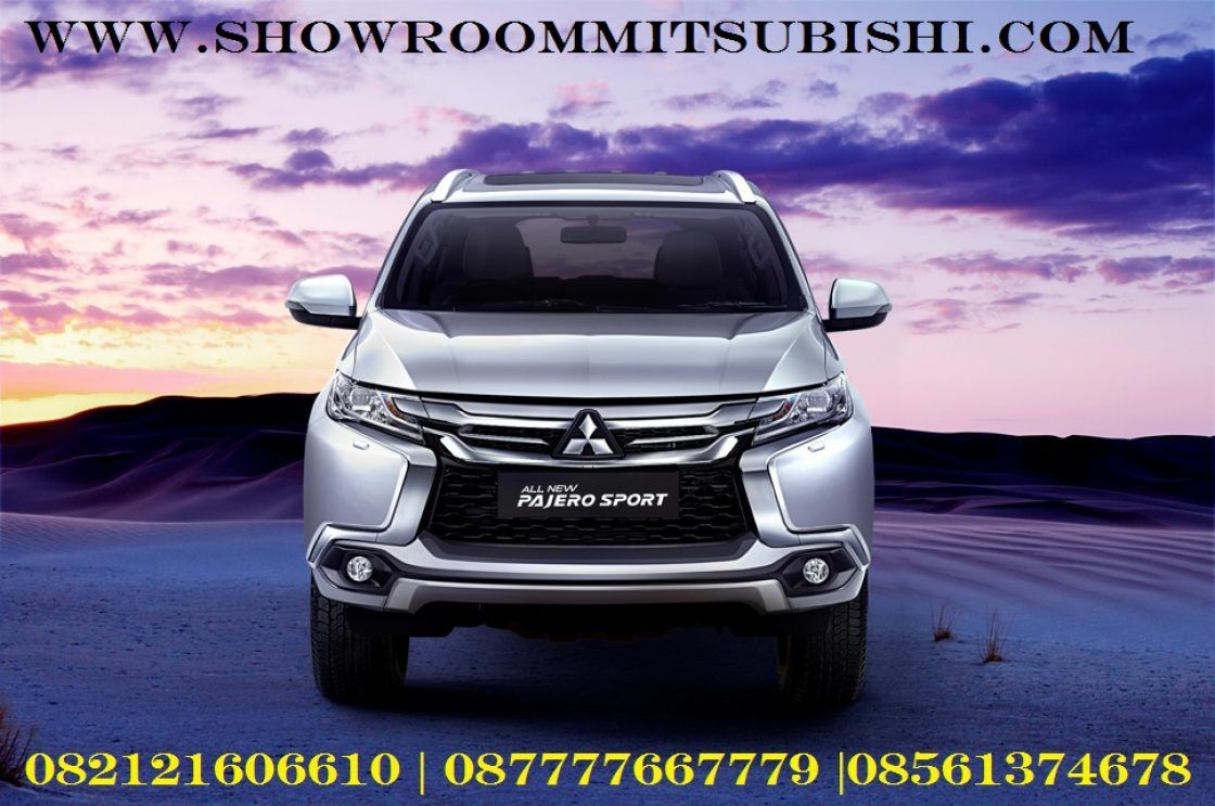 All New Pajero Sport Transmisi otomatis, Kendaraan, Mobil
