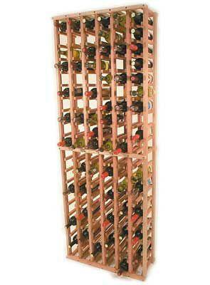 Advantage Series 6 Column Wine Rack Wine Rack Wine Cellar Racks