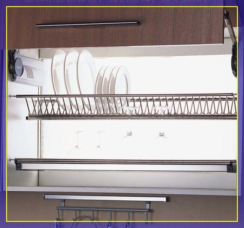 Dish Rack Cabinet Organizer Dish Rack Cabinet Organizer Please Click Link To Find More Reference En 2020 Armoire De Cuisine Decoration De Cuisine Mobilier De Salon